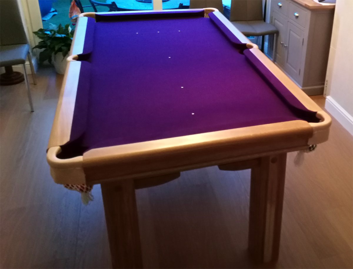 d016f108159e The table quality is superb and the fitters were great nice and easy  installation with no fuss and the table runs perfectly ...