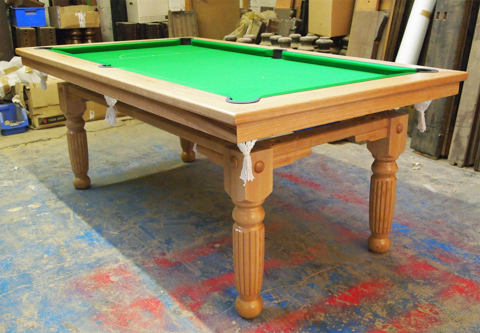 Amazing 7ft Majestic Snooker Diner