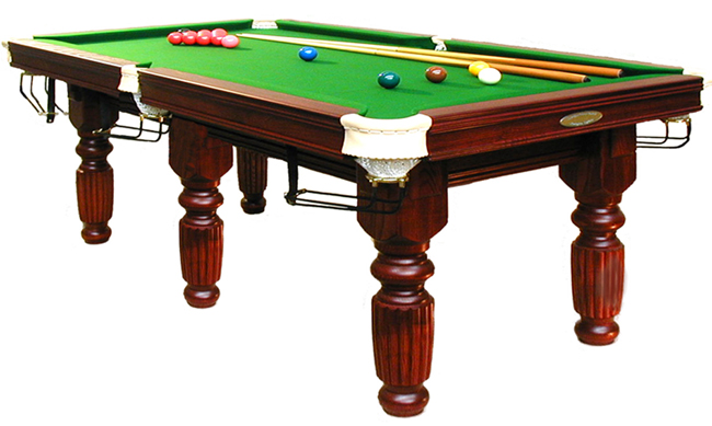 a6e4fd219178f SOLD 8ft Sovereign Leisure Majestic Snooker Table in Solid Mahogany