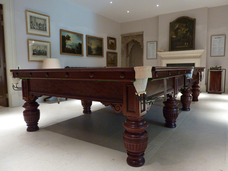 Burroughes U0026 Watts Record. Secondhand / Pre Owned Snooker Tables