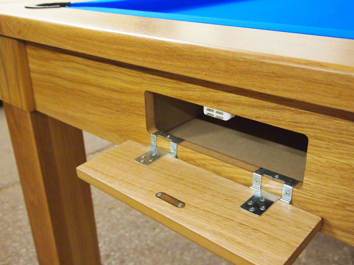 6ft and 7ft solid oak pool dining table for sale handmade for 12ft snooker table for sale uk